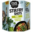 Coriander And Kaffir Lime Stir Fry Shot