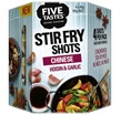 Hoisin And Garlic Stir Fry Shot