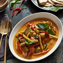 Classic Thai Red Curry For Two