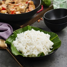 Coconut And Kaffir Lime Rice
