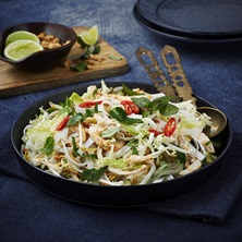 Coconut Chicken And Noodle Salad