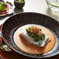 Coconut Poached Fish