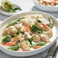 Light Green Curry