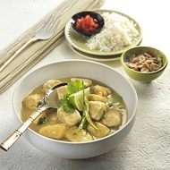 Speedy Thai Green Chicken Curry