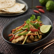Thai Stir Fry With Coriander  Kaffir Lime