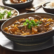 Traditional Beef Massaman Curry