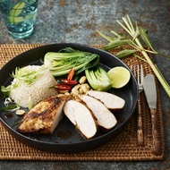Vietnamese Lemongrass And Lime Chicken