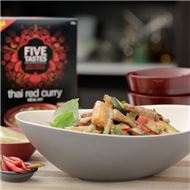 Fragrant Thai Red Curry