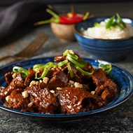 Glazed Thai Beef Stir Fry