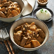 Massaman Curry For Two